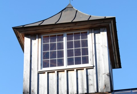 Detail of Barn Cupola